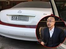 Siêu xe chục tỷ của đại gia Đặng Lê Nguyên Vũ 'vứt xó' giữa Hà Nội