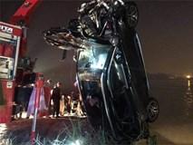 Phút bẻ lái định mệnh của ô tô Mercedes trước khi lao xuống sông qua lời nhân chứng