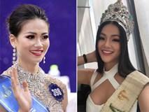 Xem ảnh Tân Hoa hậu Trái đất 2018 vừa đăng quang mới giật mình vì nhan sắc chỉ sau nửa năm đã thay đổi đến lạ kỳ!