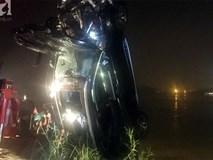 Vụ xe Mercedes đâm sập vào cầu rơi xuống sông Hồng: Đã xác định được danh tính nạn nhân thứ 2