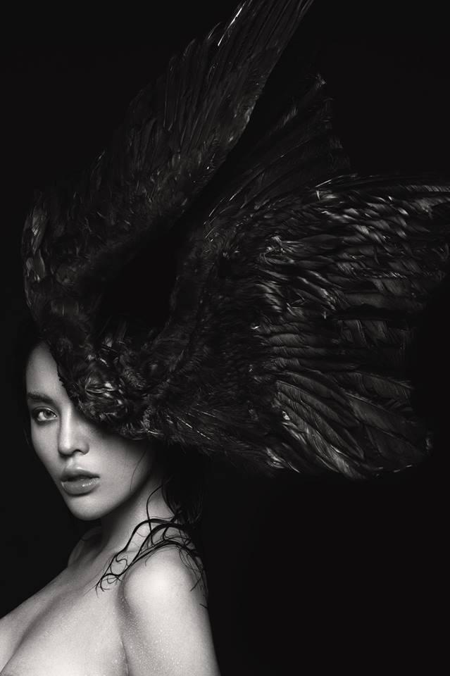 Hoa hậu Kỳ Duyên đốt mắt công chúng với tạo hình sexy, nóng bỏng-7