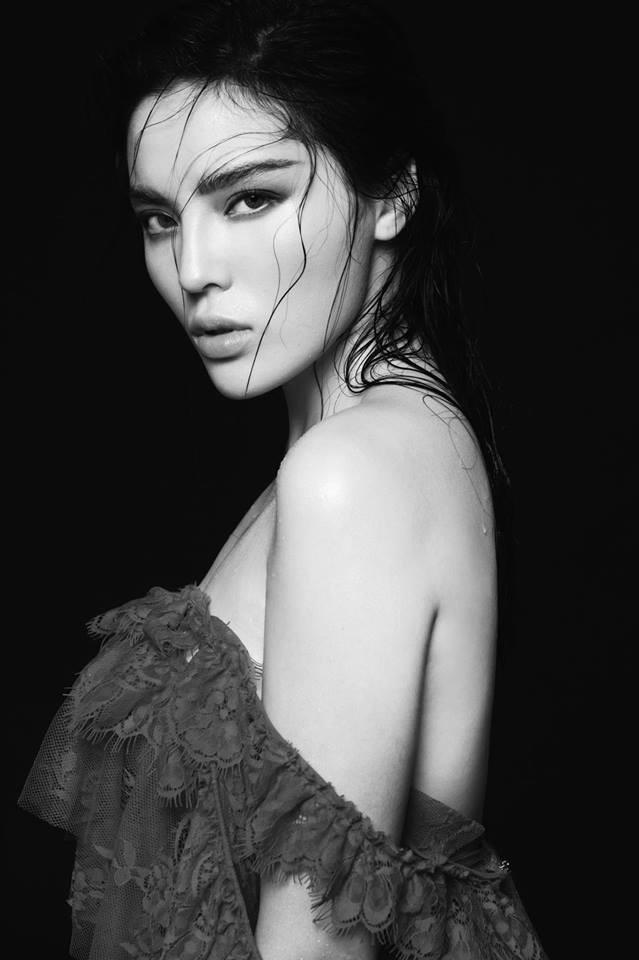 Hoa hậu Kỳ Duyên đốt mắt công chúng với tạo hình sexy, nóng bỏng-4