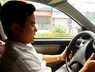 Thầy giáo toát mồ hôi nghe cuộc gọi cầu cứu của quý bà lái xe