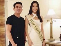Bất ngờ trước mối quan hệ thân thiết giữa tân Hoa hậu Trái đất Phương Khánh và tình cũ Angela Phương Trinh