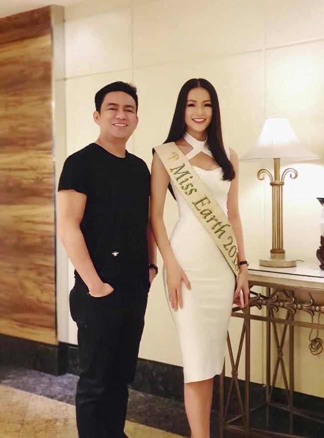 Bất ngờ trước mối quan hệ thân thiết giữa tân Hoa hậu Trái đất Phương Khánh và tình cũ Angela Phương Trinh-1