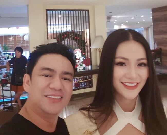 Bất ngờ trước mối quan hệ thân thiết giữa tân Hoa hậu Trái đất Phương Khánh và tình cũ Angela Phương Trinh-2
