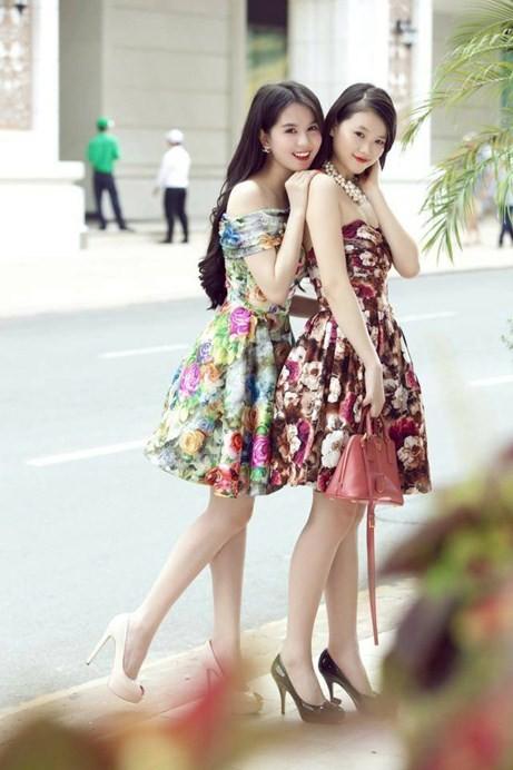 Chuyện không thể ngờ! Tân Hoa hậu Trái đất năm 17 tuổi từng nổi danh với cái tên Ngọc My, em gái kết nghĩa của Ngọc Trinh-8