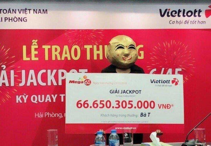 Xổ số Vietlott: Lĩnh thưởng tổng gần 100 tỷ, 4 tỷ phú mới xuất hiện trong 1 tháng-1