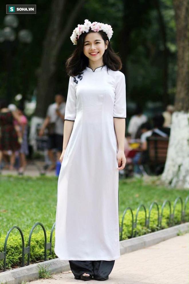 Cô gái mặc quân phục gây sốt MXH: Tôi luôn kiên trì với mọi thứ đã chọn!-3
