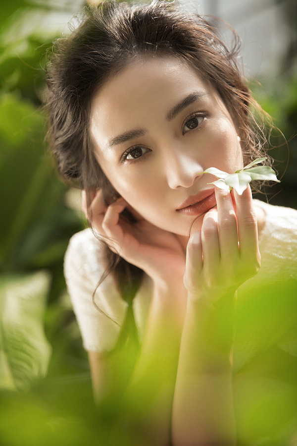 Jun Vũ khoe vẻ đẹp mong manh nhưng đầy quyến rũ với đường cong hút mắt-3