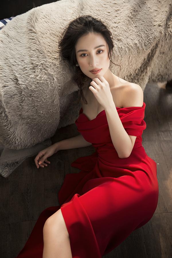 Jun Vũ khoe vẻ đẹp mong manh nhưng đầy quyến rũ với đường cong hút mắt-8