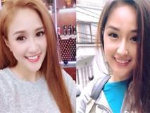 """Hoa hậu Mai Phương Thúy và Phương Hằng """"Gạo nếp gạo tẻ"""" lại giống nhau như chị em một nhà"""
