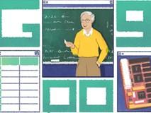 Ông chú lạ hoắc trên trang chủ Google hôm nay là ai? Chính là
