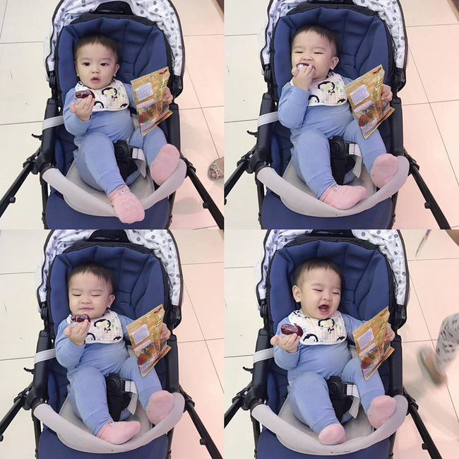 Hằng Túi đăng ảnh cô gái xinh đẹp nuột nà cùng đàn con, quay 360 độ nhìn thấy mặt, chị em cười té ghế-4