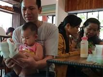TP.HCM: Bé gái 18 tháng tuổi bị phỏng bất thường ở chân khi đi học ở trường mầm non, bố mẹ làm đơn cầu cứu