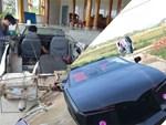 Cận cảnh siêu xe mui trần Lamborghini chờ ngày rước dâu được chế từ xe đồng nát của 9X Hà Tĩnh-19