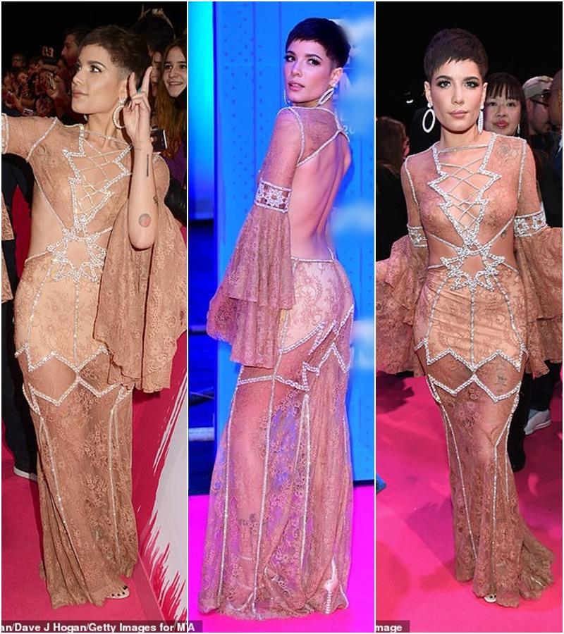Những bộ trang phục thừa lồng lộn nhưng thảm họa nhất tại lễ trao giải MTV EMA 2018-4