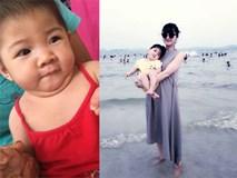 Hình ảnh mới nhất của em bé Lào Cai sau 2 năm về với mẹ nuôi: Cao lớn bụ bẫm, nói cười nhiều hơn