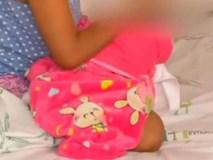 Chấn động: Bé gái 10 tuổi bị anh trai cưỡng hiếp tới mang thai vừa mới sinh con