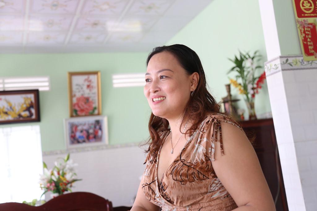 Gia cảnh Hoa hậu Phương Khánh ở Bến Tre: Cha mẹ ly hôn, học trễ 2 năm-5