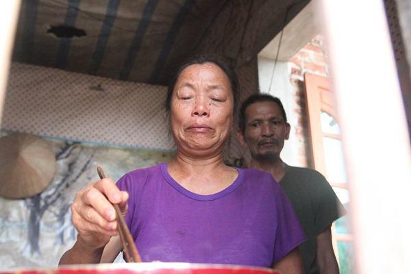 Tài xế container đâm xe Innova đi lùi trên cao tốc: Bữa cơm mẹ nấu cho con bằng nước mắt-5