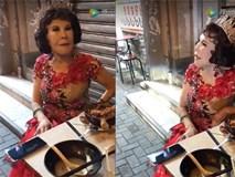 Thảm họa thẩm mỹ Hong Kong: Cả đời được đại gia bao nuôi, U90 sống nghèo khó, ăn vỉa hè