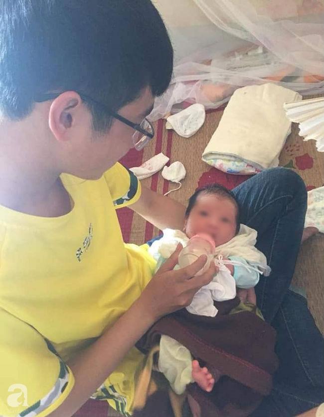 Nam sinh viên 19 tuổi kể chuyện giải cứu em bé khi người mẹ dùng thuốc kích đẻ rồi gọi điện nhờ giúp đỡ-3