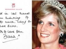 Bức thư xúc động của Công nương Diana sau cuộc phỏng vấn thừa nhận chồng ngoại tình