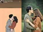 Bị đồn yêu Hà Anh Tuấn vì đăng tấm hình tình tứ trên MXH, Thanh Hằng chính thức lên tiếng-5