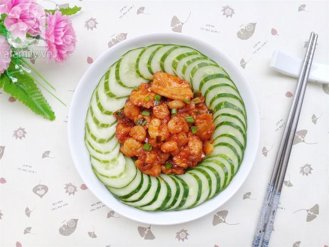 Người Hàn có món tôm thịt rim siêu ngon mà tôi vừa phát hiện ra!-1