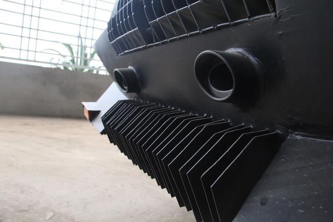 Cận cảnh siêu xe mui trần Lamborghini chờ ngày rước dâu được chế từ xe đồng nát của 9X Hà Tĩnh-7