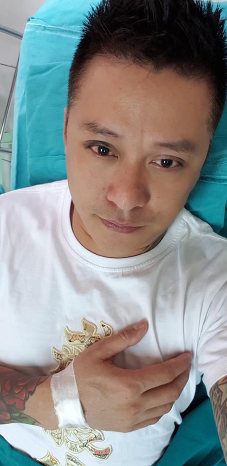 Sao Việt và những lần gặp tai nạn nghiêm trọng: Gãy xương, suy giảm thị lực nhưng vẫn chưa phải điều kinh khủng nhất-1