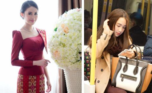 Những cô nàng hotgirl nổi tiếng nhất nước Lào - sang chảnh chả kém cạnh gì chị em trong khu vực-3