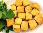 Mua đậu phụ non về và chiên xù theo cách của người Nhật đảm bảo ăn là nghiền-2
