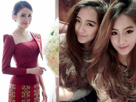 Những cô nàng hotgirl nổi tiếng nhất nước Lào - sang chảnh chả kém cạnh gì chị em trong khu vực