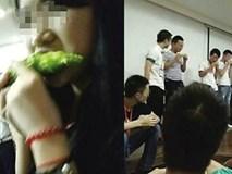Kiểu trừng phạt ghê rợn tại một công ty Trung Quốc