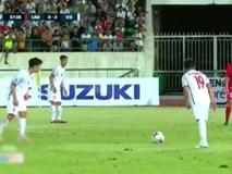 Video highlights bàn thắng ĐT Việt Nam 3-0 Lào