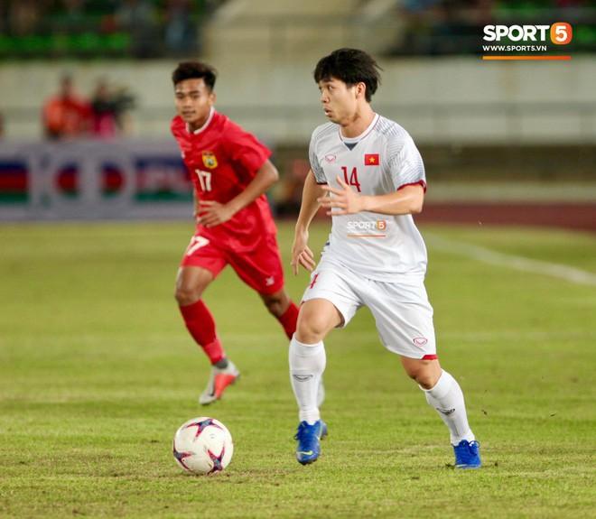 Nhà vô địch AFF Cup 2008: Nếu gặp đối thủ mạnh hơn Lào, Công Phượng sẽ phải dự bị-1