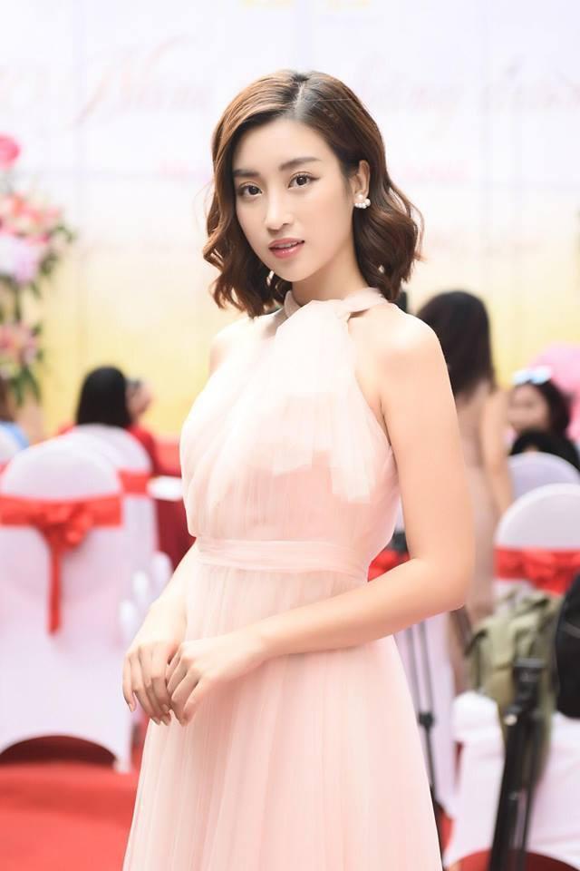 """Kết thúc nhiệm kỳ, Hoa hậu Đỗ Mỹ Linh chuyển từ nhạt"""" sang nhây"""" khi thường xuyên nói chuyện kiểu này với fan-3"""