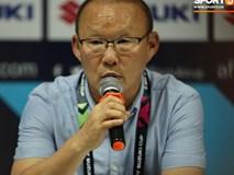 Thắng dễ Lào, HLV Park Hang Seo vẫn bực mình với học trò vì lý do không đáng có