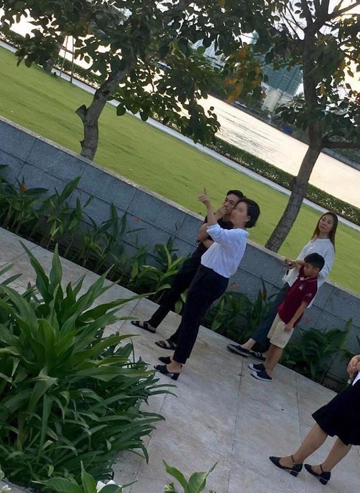 Bị bắt gặp cùng con trai đi xem nhà, dân mạng lại xôn xao khẳng định Cường Đô La và Đàm Thu Trang sắp đám cưới-1