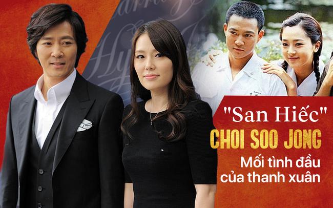 """Choi Soo Jong: San Hiếc của Mối tình đầu"""" ngày nào giờ đã U60 có cuộc sống hôn nhân viên mãn bên ngọc nữ xứ Hàn-1"""