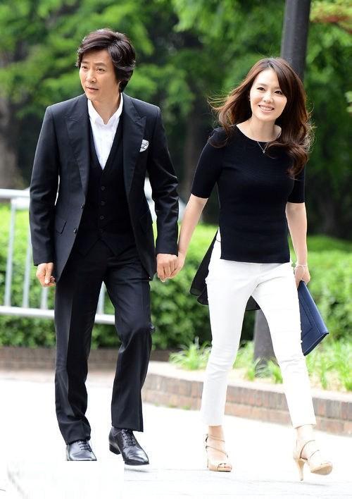 """Choi Soo Jong: San Hiếc của Mối tình đầu"""" ngày nào giờ đã U60 có cuộc sống hôn nhân viên mãn bên ngọc nữ xứ Hàn-5"""