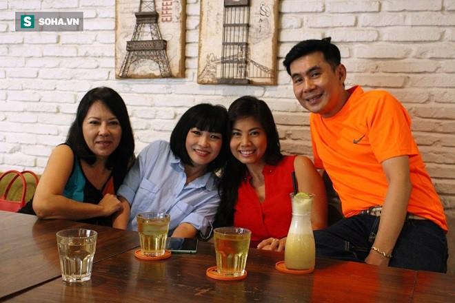 Tình bạn đặc biệt của Hồ Lệ Thu - Phương Thanh: Tôi là 1 trong số rất ít người biết mặt bố bé Gà-3