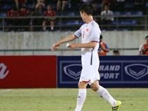 HLV Park Hang Seo gửi mật thư cho Duy Mạnh trong chiến thắng trước ĐT Lào