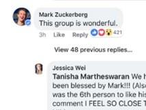 Ngạc nhiên chưa, Mark Zuckerberg vừa vào một nhóm