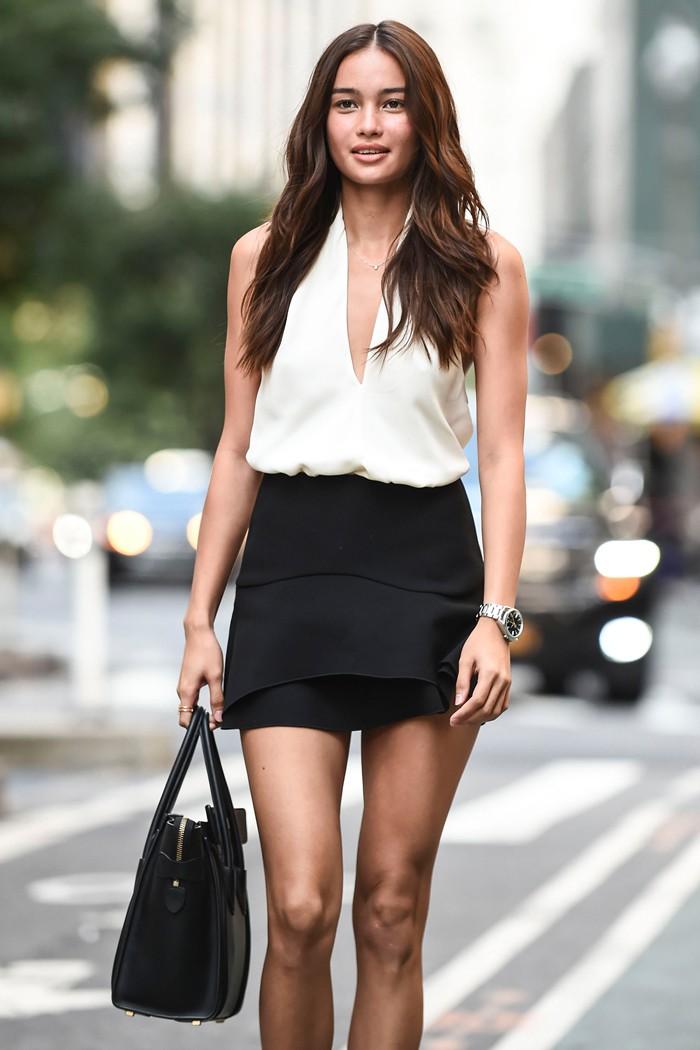 Hàng ngày mơ ước được như Gigi Hadid, 1 năm sau cô gái này đã trở thành chân dài Philippines đầu tiên trong show Victorias Secret-10