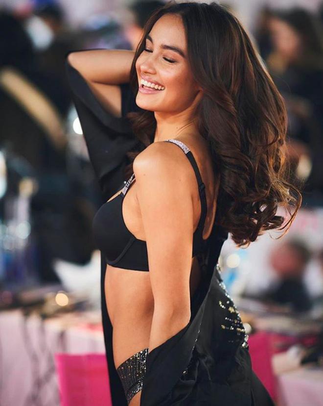Hàng ngày mơ ước được như Gigi Hadid, 1 năm sau cô gái này đã trở thành chân dài Philippines đầu tiên trong show Victorias Secret-1