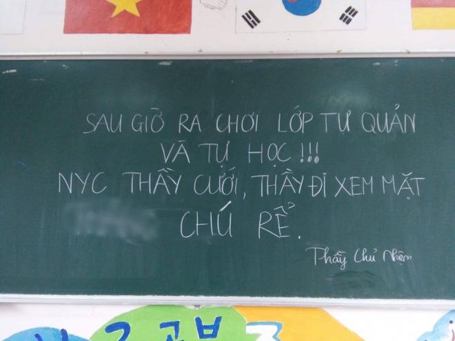 Seri những thầy cô mặn hơn muối biển: Thông báo nghỉ học thôi mà vẽ ra drama bi kịch như phim Hàn-4