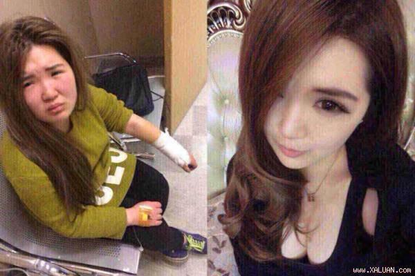Cô gái bị bạn trai quen qua mạng chia tay ngay trong buổi hẹn đầu tiên vì combo vai to, giọng như đàn ông-2